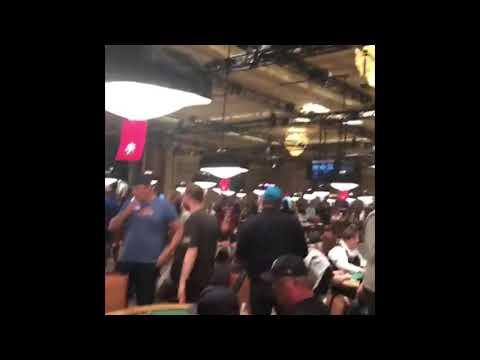 Il terremoto al Day1C del main event Wsop Las Vegas