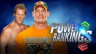Styles holds Cena down in WWE Power Rankings return: June 4, 2016