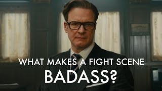 What Makes a Fight Scene Badass? - A Look at 'Kingsman: The Secret Service'