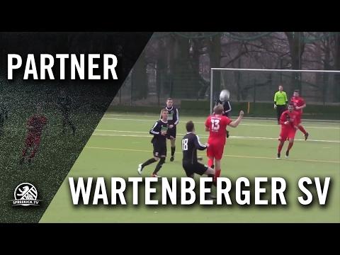 TSV Mariendorf 1897 II - Wartenberger SV (Bezirksliga, Staffel 3) - Spielszenen | SPREEKICK.TV