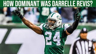 How DOMINANT Was Darrelle Revis???