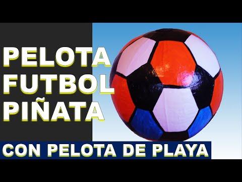 football pinata how to make