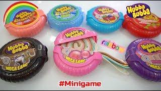 #Minigame Làm kẹo Hubba Bubba Cầu Vồng Thượng Hạng - Hubba Bubba Rainbow