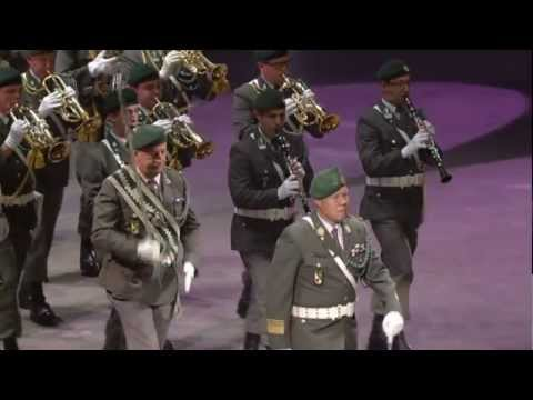 MILITARY MUSIC BAND  TYROL / QUEBEC TATTOO 2012 -  FIMMQ 2012