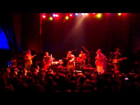 Sunsay - Будь Слабей Меня + У Тебя Есть Всё (live in Minsk, 06-10-12)