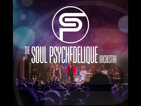 The Soul Psychedelique Promo 2018