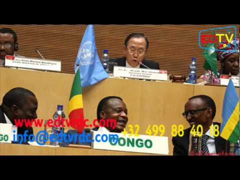 ADDIS ABEBA: LES RÉACTIONS DE L'UNC, L'UDPS, DES ONG, LA SOCIÉTÉ CIVILE,... PPRD BITIATIA.