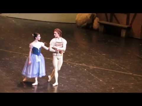 Giselle - Natalia Osipova, Sergei Polunin (1)