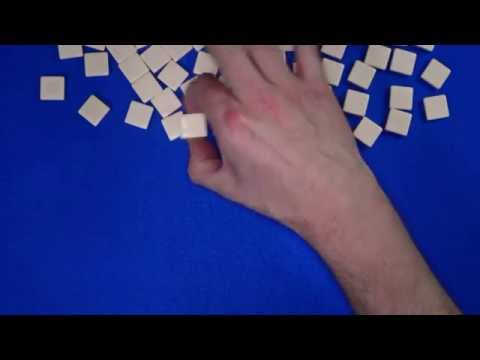 Bananagrams Tile Turning Technique No. 3