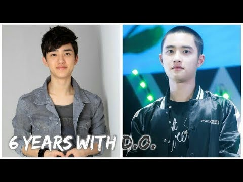EXO's D.O. IN 6 YEARS 🐧💖