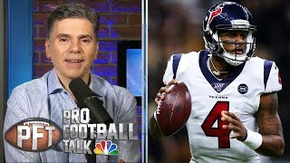 Can Deshaun Watson maintain his style of play? | Pro Football Talk | NBC Sports