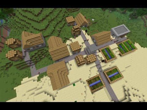 Reah survival granja de hierro minecraft ep 31 for Casa moderna lyna
