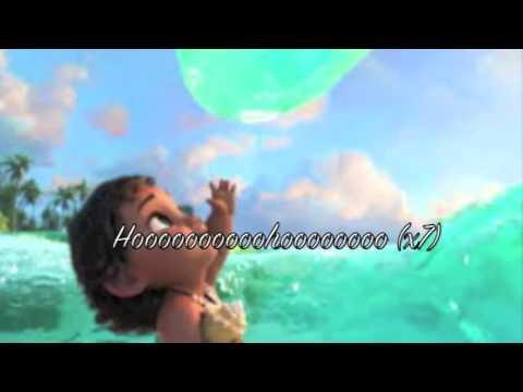 (Moana) Te Vaka - Loimata e Maligi Lyrics  テVaka - Loimata電子Maligi歌詞(モアナ・サウンドトラック)