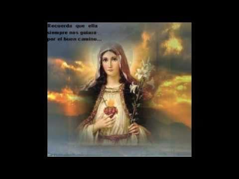 Mi Virgen bella (Amor eterno) - Silvia Mariella