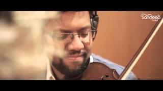 Janam Janam - Dilwale / Dont You Worry Child (Violin - Instrumental)  Sandeep Thakur Ft. DAWgeek
