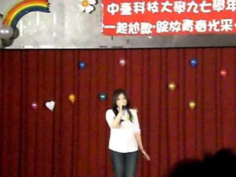許慧欣-七月七日晴(歌唱比賽)