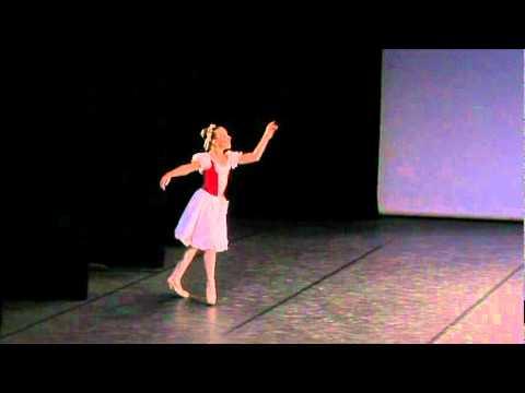 Copellia- Gaya Bommer- YAGP 2011