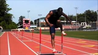 Hurdle Training - From Quick Steps to Race Rhythm