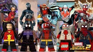 lego marvel superheroes part 4