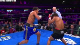 Money Powell IV vs. Javier Frazier Highlights