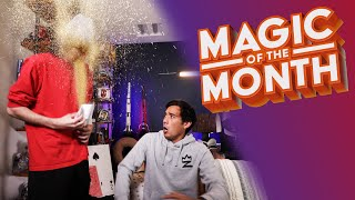 They sent me a Glitterbomb | MAGIC OF THE MONTH - April 2021