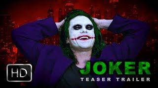 Tommy Wiseau's Joker Teaser Trailer #1   Dangerous Brew
