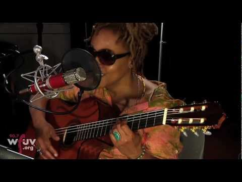 "Cassandra Wilson | ""Red Guitar"" (Live at WFUV)"