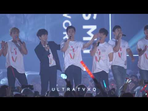 [1080p] 170708 유노윤호 SMTOWN Live in Seoul - 빛(Hope)