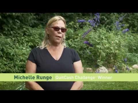 QuitCash Challenge winner 2015