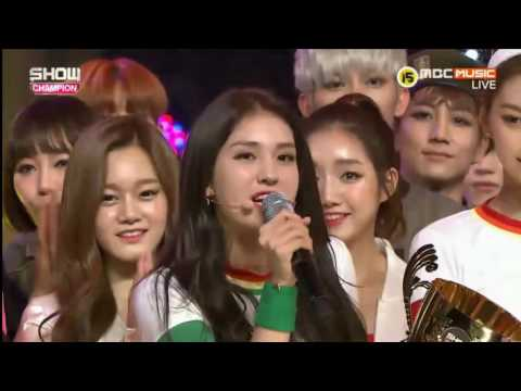 Kpop Idols dancing/singing to IOI songs ~