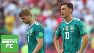 South Korea 2, Germany 0: What went wrong for the defending World Cup champs? | ESPN FC