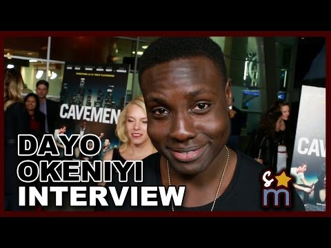 Dayo Okeniyi Talks CAVMEN & ENDLESS LOVE - YouTube