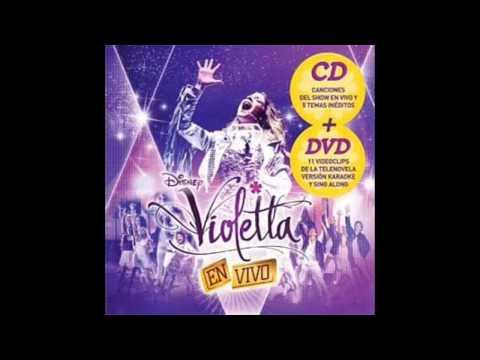 Baixar Violetta - 03.Euforia(En Vivo cd oficial)