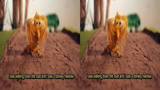 Wonky Donkey By Craig Smith NZ 3D Karaoke