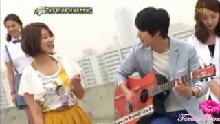 Jung Yong Hwa ღ Park Shin Hye - I will Love You