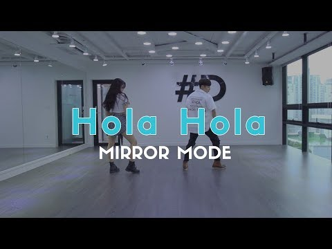 [ kpop ] KARD - Hola Hola Dance Cover (#DPOP Mirror Mode) (Re-Uploaded)