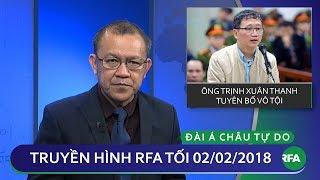 Tin tức thời sự   Ông Trịnh Xuân Thanh tuyên bố vô tội