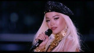 Rita Ora - Let You Love Me (Live From The Victoria's Secret 2018 Fashion Show)