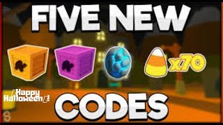 New Mining Simulator Halloween Update Codes! 🎃 Happy Halloween 🎃!