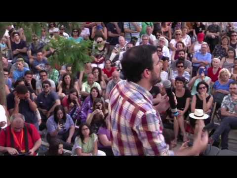Intervención completa de Alberto Garzón en Málaga