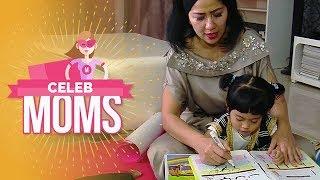 Celeb Moms: Vania   Belajar Menulis Sembari Bermain - Episode 276