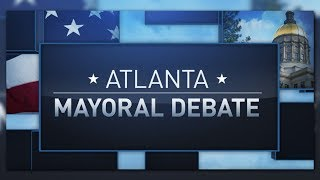 Watch live: Atlanta Mayoral Forum