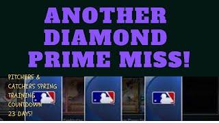 MLB 9 Innings 18, Worse Diamond Prime Luck! Diamonds & Combo's!