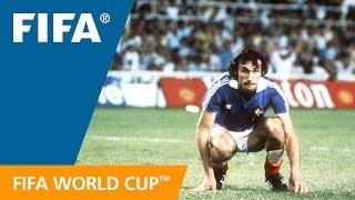 World Cup Highlights: Germany FR - France, Spain 1982
