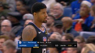 LA Clippers vs New Orleans Pelicans - 1st Half Highlights | November 14, 2019-20 NBA Season