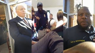 White Church Called Police On Black Man For Wearing A BLM Shirt In The Service