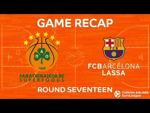 Panathinaikos vs Barcelona