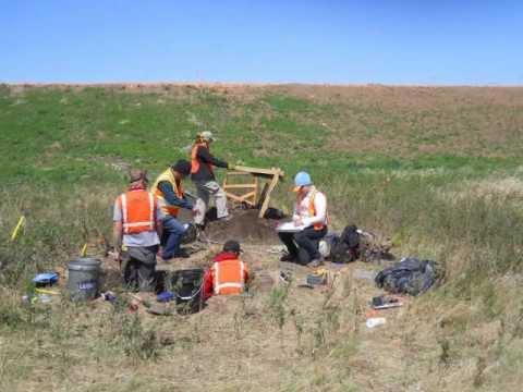 SWCA Arrow 23D Pipeline Excavation