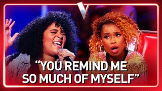 Her dream of singing with JHUD came true in The Voice 😱 | Journey #99