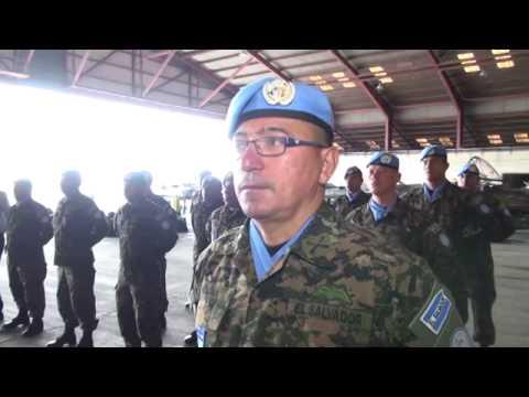 23MAYO2014OCTAVO CONTINGENTE DE CASCOS AZULES REGRESO A EL SALVADOR